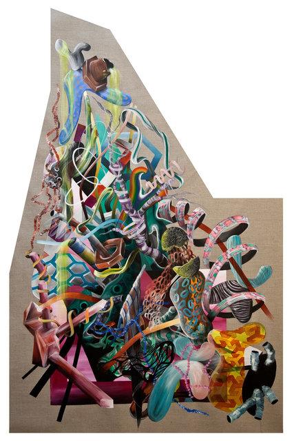 , 'After Denudation 1,' 2016, Ayyam Gallery
