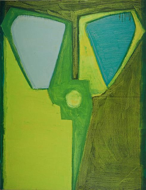 , 'Green Scissors ,' 2008, Tang Contemporary Art