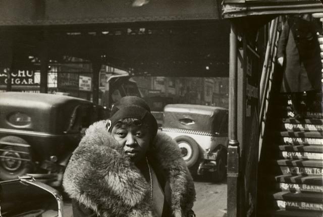 , '42nd Street,' 1929, Edwynn Houk Gallery