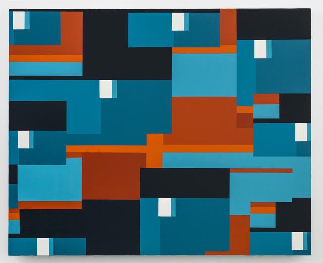 Nassos Daphnis, '12-89', 1989, Richard Taittinger Gallery