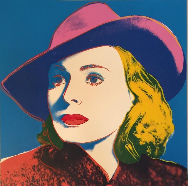 , 'Ingrid Bergman With Hat F&S II.315,' 1983, Fine Art Mia