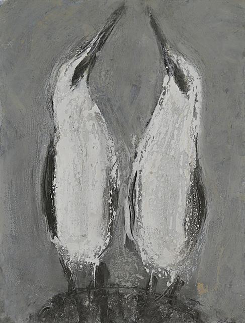 , 'Consorting Seabirds ,' 2013, David Richard Gallery