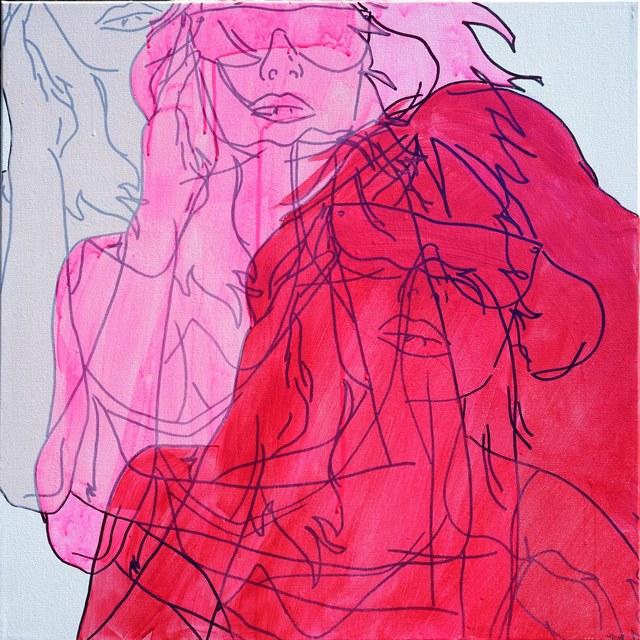 , 'Pink Sunglasses,' 2015, Artspace Warehouse
