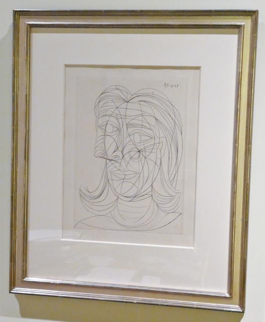 , 'Tête de Femme,' 1939, John Szoke
