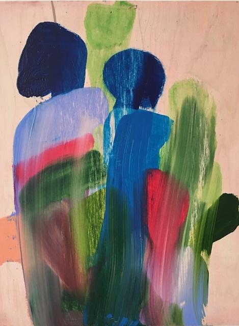Andrea Belag, 'Moonwalk 1', 2019, Morgan Lehman Gallery