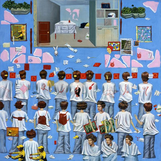 , 'Annunciation,' 2004, Gallery Skape
