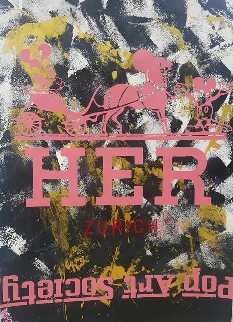 , 'HER Zurich,' 2016, Avant Gallery