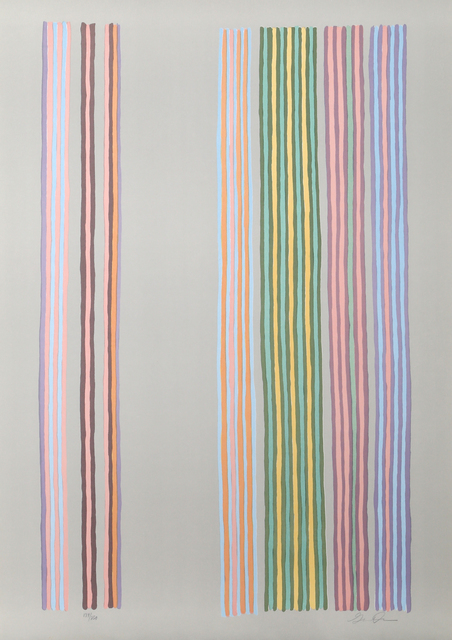 Gene Davis, 'Royal Curtain', 1980, RoGallery
