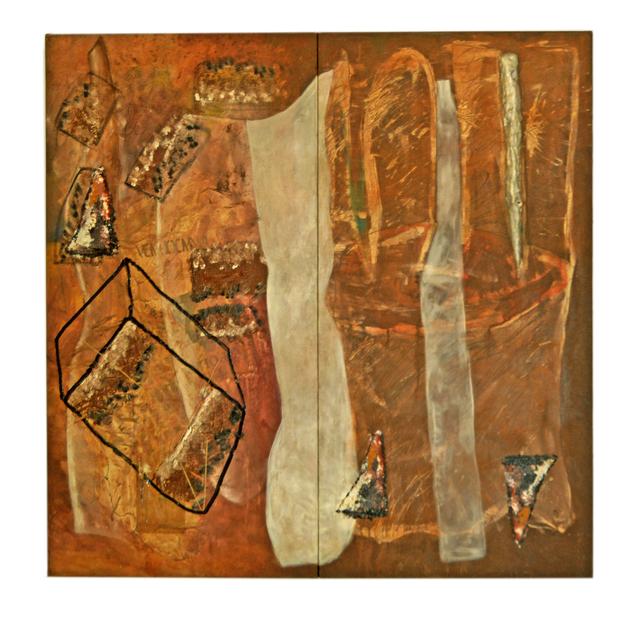 , 'Pinturobjeto 1,' 1999, Baró Galeria