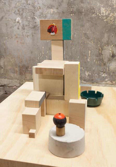 , 'Resting Position #2,' 2014, Nathalie Karg Gallery