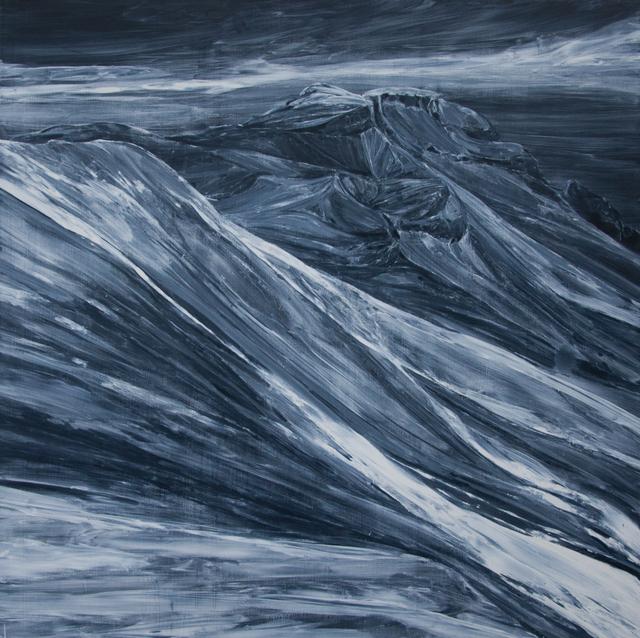 , 'Ave topográfica - Mt. Iztacchíhatl #3,' 2017, Galería Karen Huber