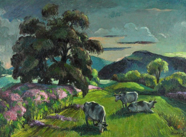 Frederick Buchholz, 'Eventide', 1960, VHD Gallery