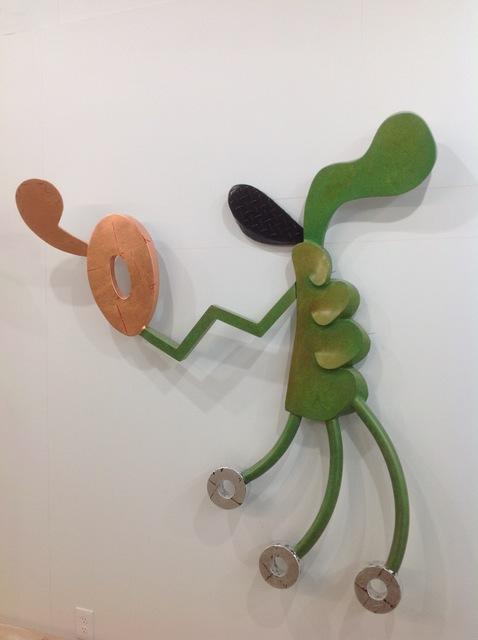 , 'Irish Gardener,' 2015, Jim Kempner Fine Art