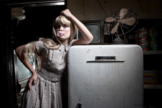 , 'Allie #19,' 2010, Galerie Goutal