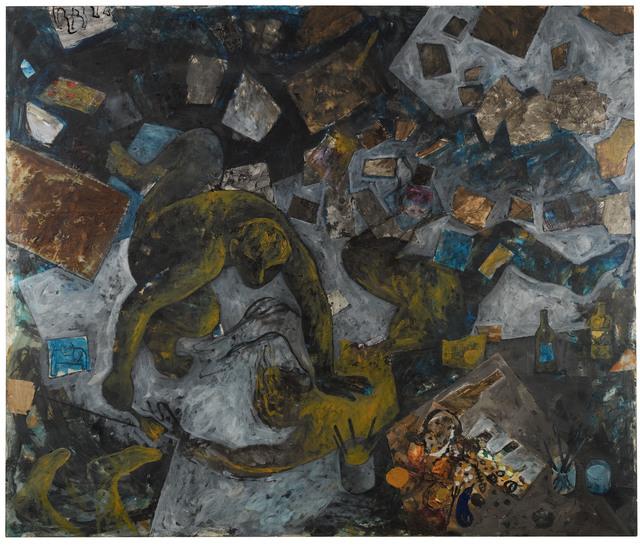 , 'Autorretrato,' 1983, Ben Brown Fine Arts