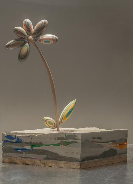 , 'La Fleur IV,' 2018, Markowicz Fine Art