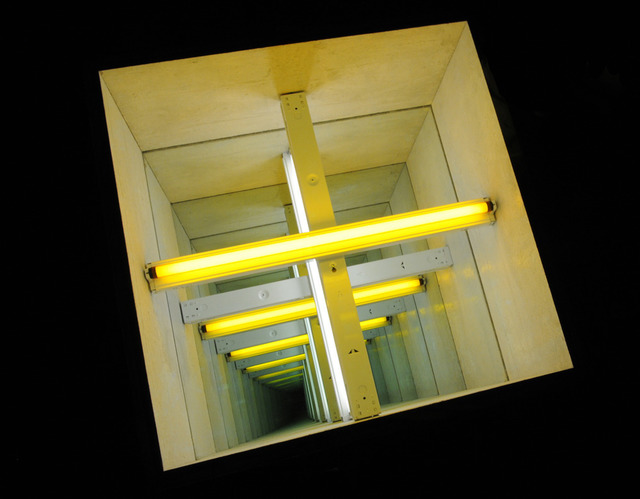 , 'Tunnel #5 (After Dan Flavin),' 2011, C. Grimaldis Gallery