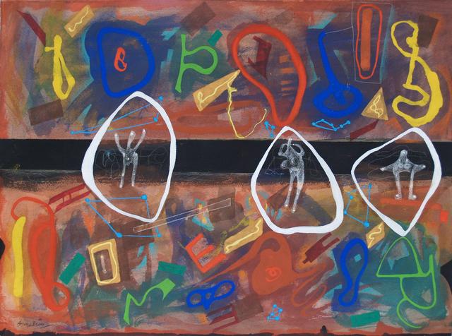 , 'Something in the Way 2,' 2014, Matthew Liu Fine Arts