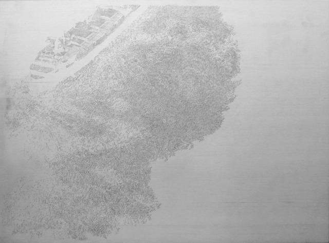 Zhu Hong, 'Bateau sur mer', 2014-2015, The Merchant House