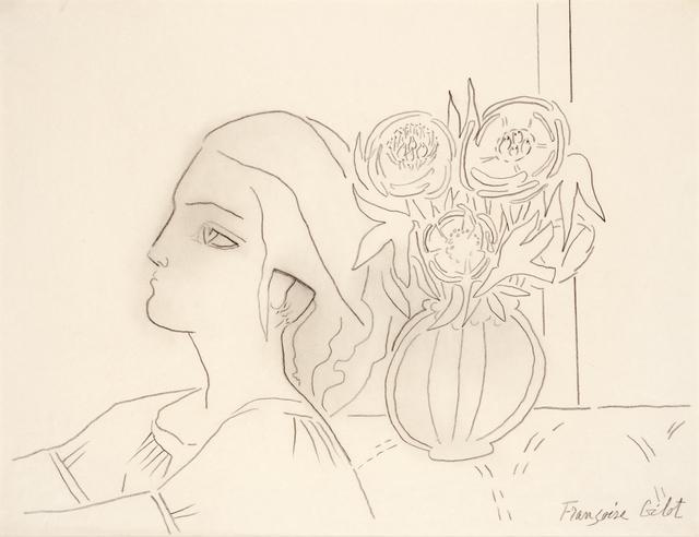 , 'Peonies,' 2015, Mac-Gryder Gallery