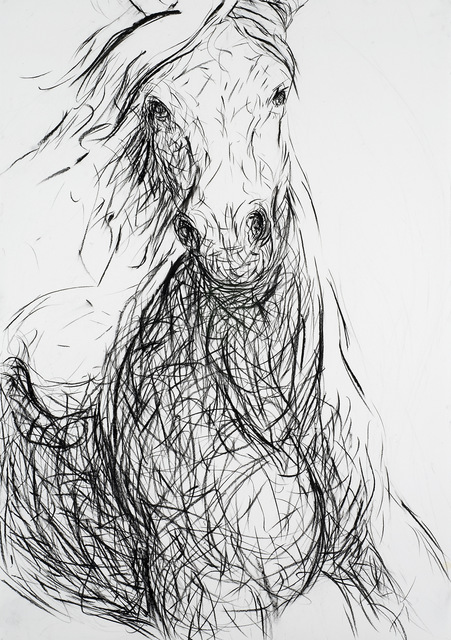 , 'Glimpse at a Gallop,' ca. 2012, Cerulean Arts