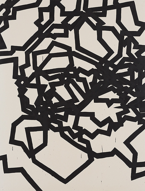 , 'Dérives,' 2015, Dvir Gallery