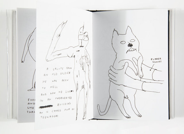 David Shrigley, 'Shrigley Have Sex in You beer', 2007, Heritage Auctions