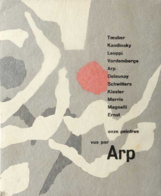 Hans Arp, 'Onze Peintres', 1949, RoGallery