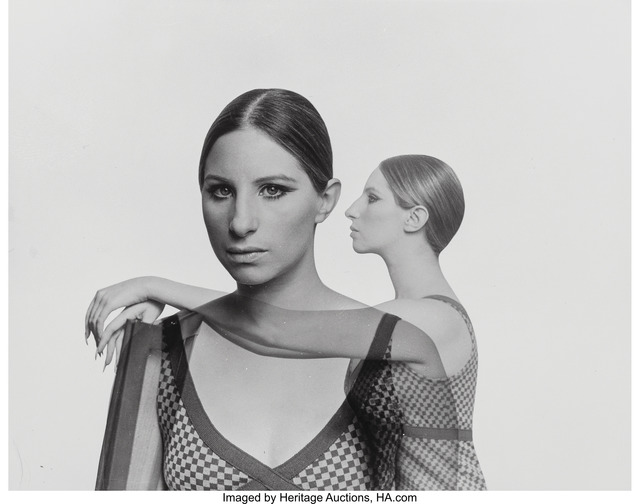 Lawrence Schiller, 'A Group of Twenty Photographs of Barbra Streisand', circa 1970s, Heritage Auctions