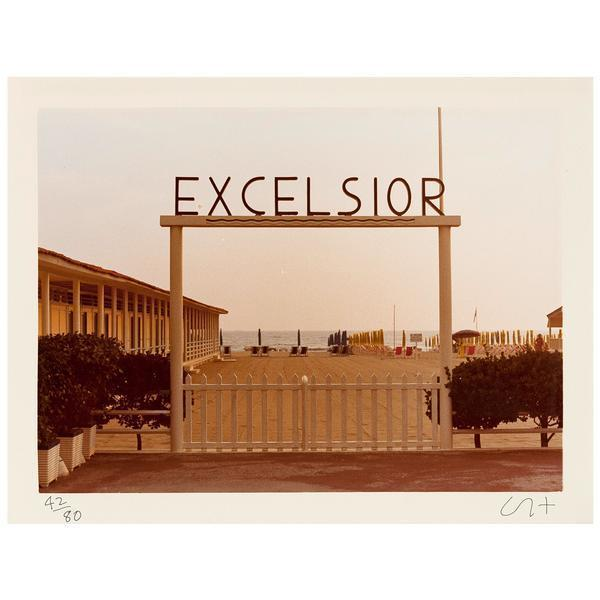 David Hockney, 'Excelsior ', 1973, Photography, Chromogenic print, Caviar20