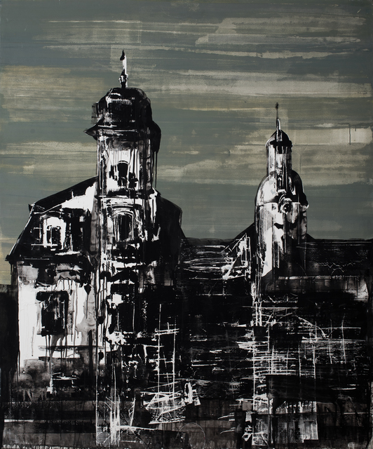 , 'ČEKLÍS CASTLE,' 2013, Bellart Gallery