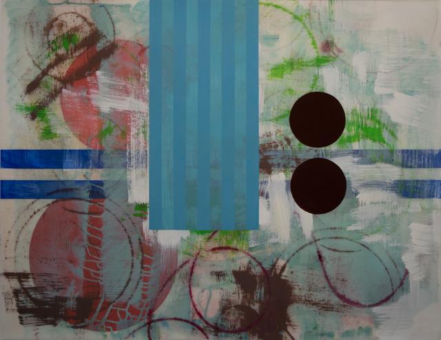 Linda Kamille Schmidt, 'Blue Shade', 2014, Praxis