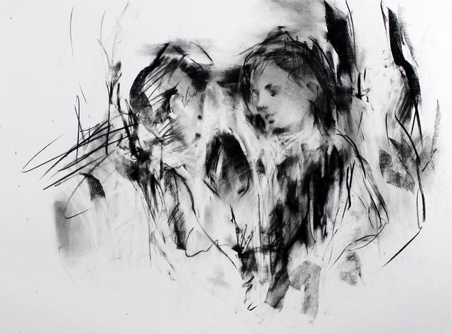 , 'Skull,' 2016, Lawrence Alkin Gallery