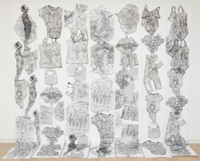 , 'Seven Seas,' 2017, HG Contemporary