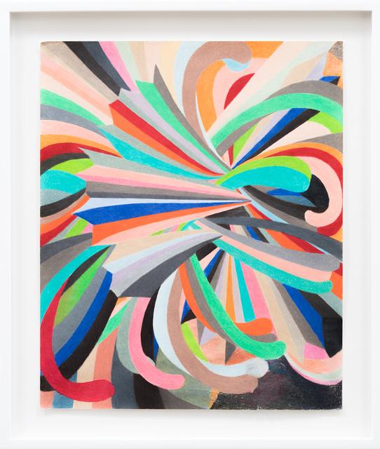 , 'Kaleidoscopic Intentions 8,' 2014, Rosamund Felsen Gallery