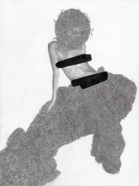 William Mackrell, 'Cover Up (Brave New World 7)', 2019, Galerie Krinzinger