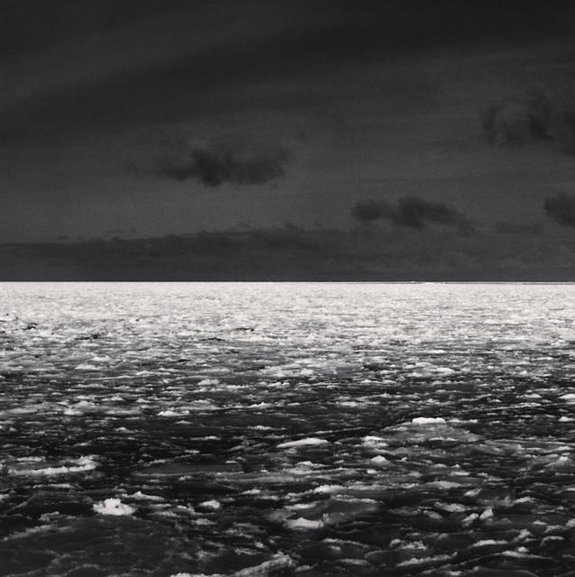 , 'Frozen Sea of Okhotsk, Study 2, Utoro, Hokkaido, Japan,' 2005, G. Gibson Gallery