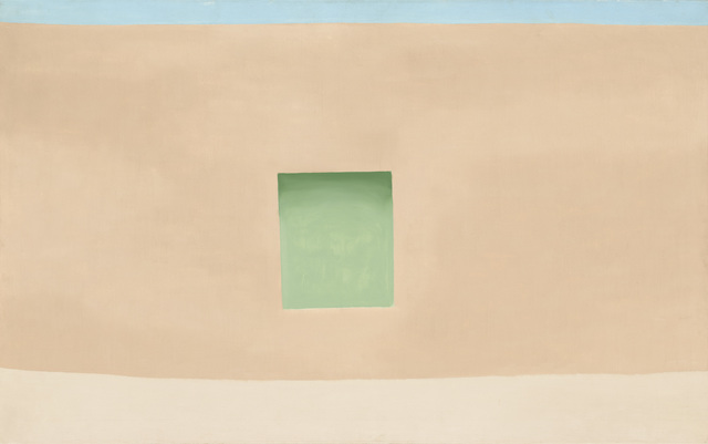 , 'Wall with Green Door,' 1953, Tate Modern