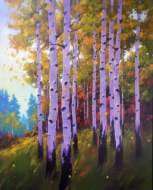 Gregory Stocks, 'Autumn Falling', 2017, A Gallery