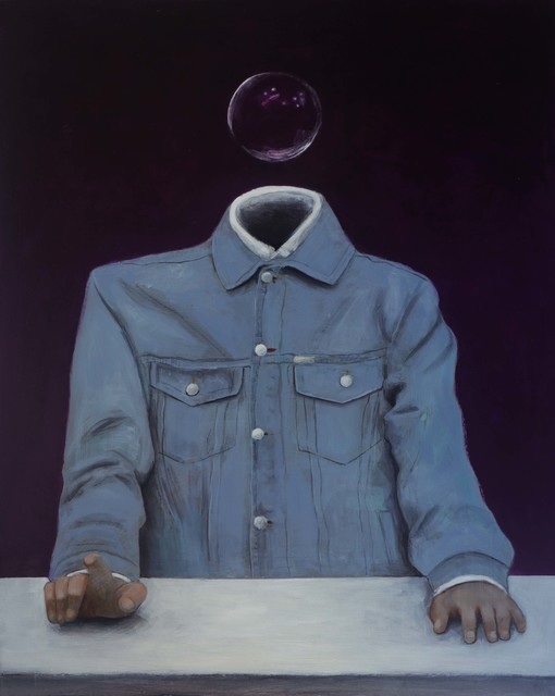 , 'Bubble Brother,' 2018, Marc Straus