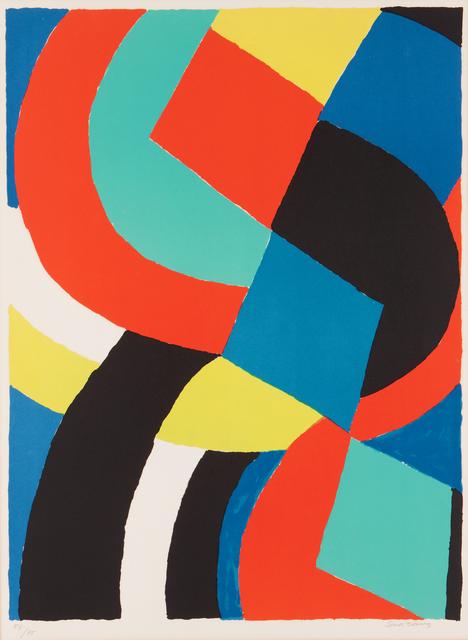 Sonia Delaunay, 'Untitled', Veritas