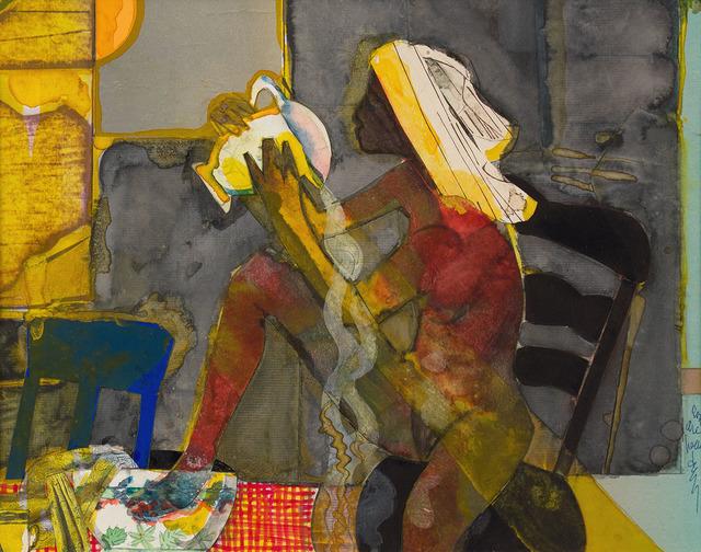 , 'MORNING ABLUTIONS,' 1975, Jerald Melberg Gallery