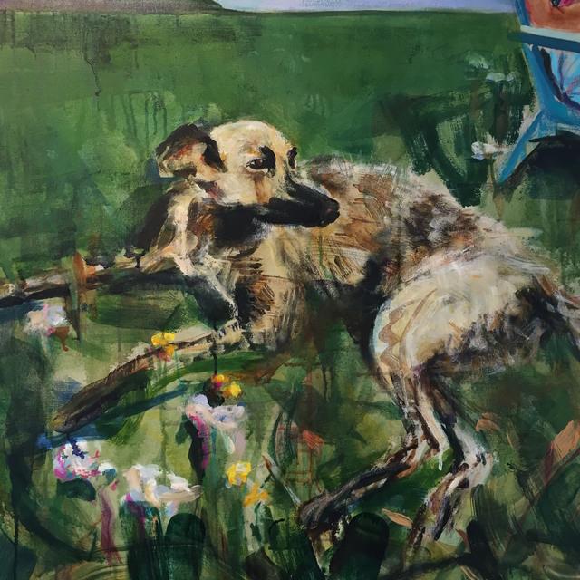 , 'Tally - Fergus,' 2018, parts gallery
