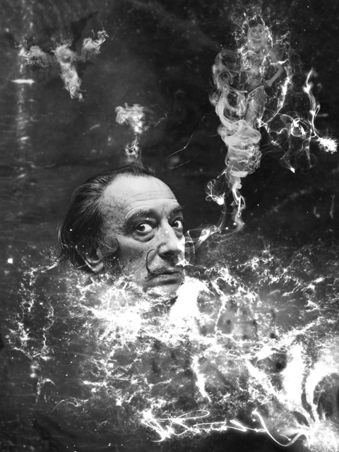 , 'Spirit Photo: Salvador Dali,' 2012-2015, Edward Cella Art and Architecture