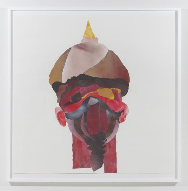 , 'Painted Cheek,' 2014, Martin Asbæk Gallery