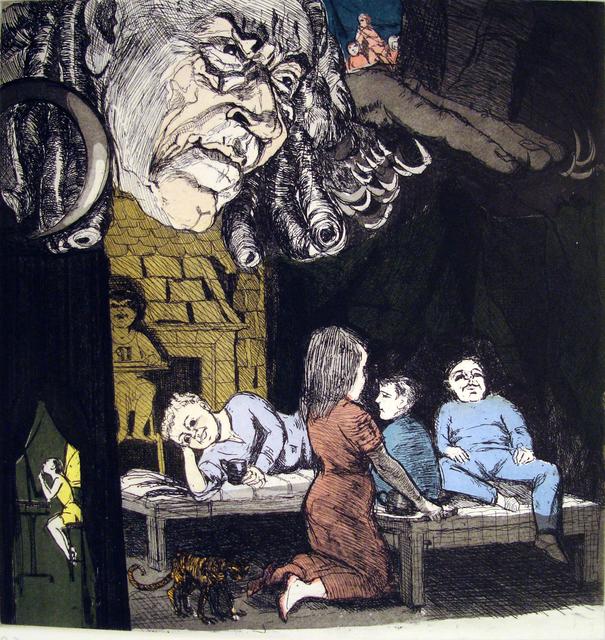, 'Peter Pan: The House Under Ground,' 1992, Marlborough Gallery