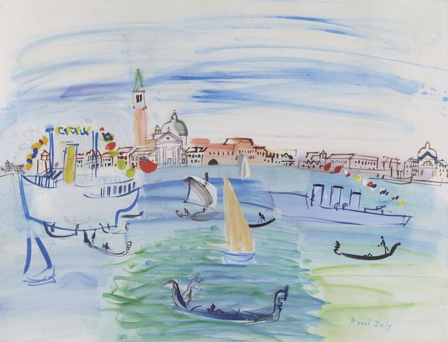 , 'Venise, San Giorgio Maggiore,' 1938, Stoppenbach & Delestre