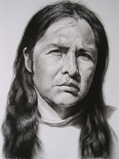 , 'Deryl Luijan (Toas Pueblo),' , Plus One Gallery