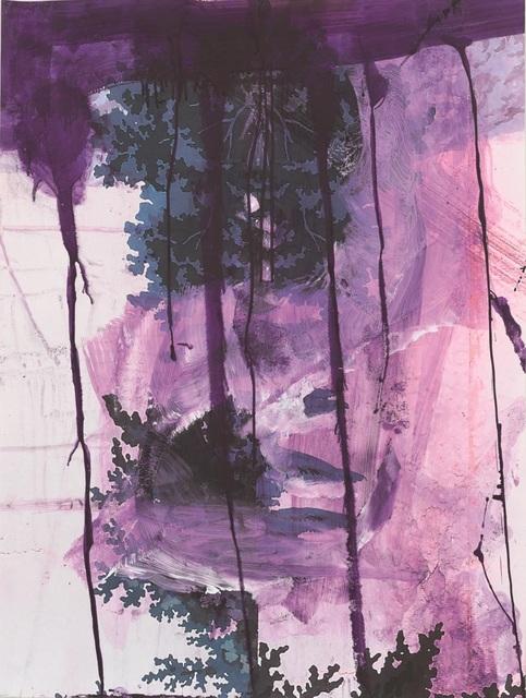, 'Walt Whitman I (Waterfall),' 2016, Geuer & Geuer Art