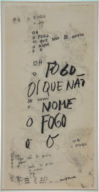 , 'Untitled,' 1964, Bergamin & Gomide